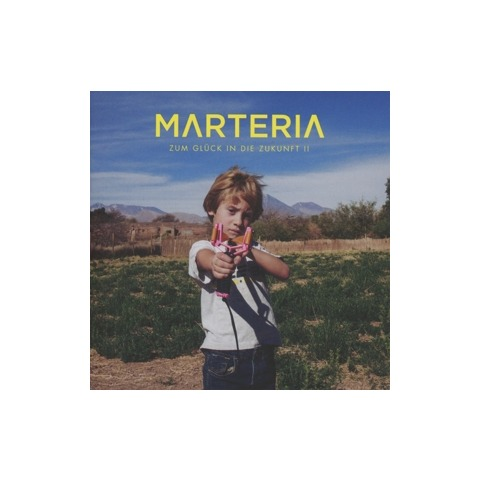 √Zum Glück in die Zukunft II von Marteria - CD jetzt im Green Berlin Shop