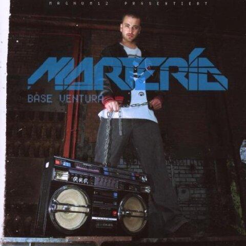 Base Ventura von Marteria - CD jetzt im Green Berlin Shop