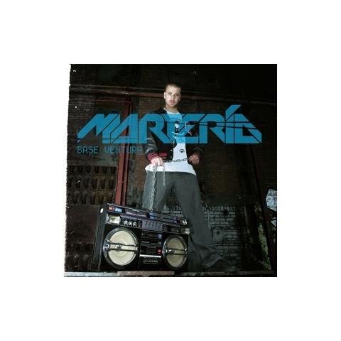 Base Ventura von Marteria - LP jetzt im Green Berlin Shop