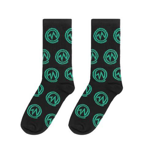 √AOP Socken von Marsimoto -  jetzt im Green Berlin Shop