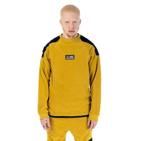 √BACK2FLEECE Sweater von Green Berlin -  jetzt im Green Berlin Shop