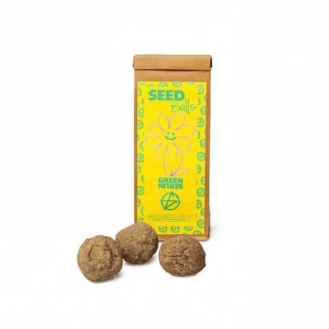 √Seedballs Yellow von Marsimoto -  jetzt im Green Berlin Shop