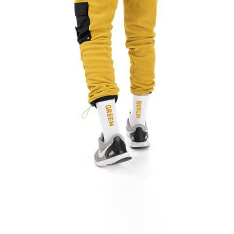 √BACK2THEROOTS Socks von Green Berlin -  jetzt im Green Berlin Shop