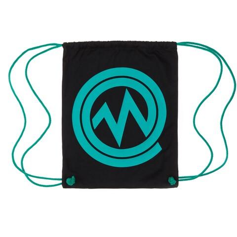 √Marsimoto Logo Gymbag - Black von Marsimoto - Bags jetzt im Green Berlin Shop
