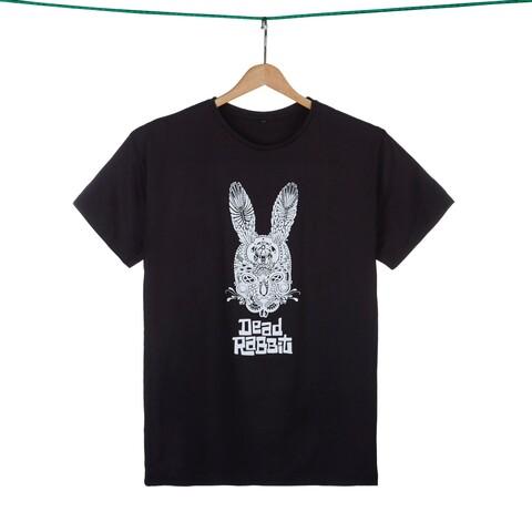 Rabbit Logo Shirt by Dead Rabbit -  - shop now at Green Berlin store